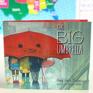The Big Umbrella story