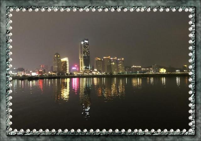 Rio das Pérolas - Macau e Zhuhai - China