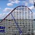 Cedar Point atinge o ponto mais alto da sua nova montanha russa hiper híbrida Steel Vengeance