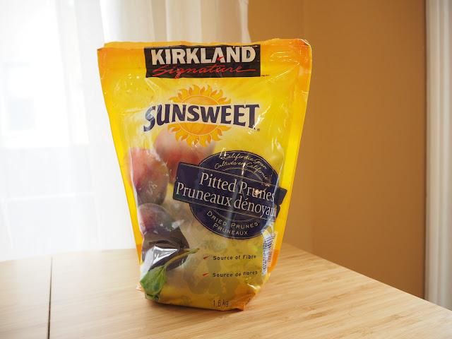 我們買的都是這個Sunsweet 牌子,這是好市多賣的大包裝。