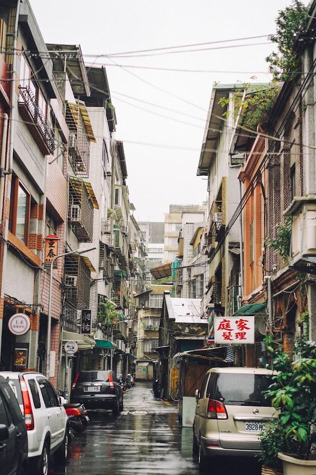 朝陽服飾材料街