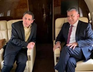 رجل الأعمال اللبناني نزار زكا يصل إلى بيروت بعد إطلاق سراحه