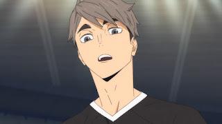ハイキュー!! アニメ 第4期15話 | 烏野VS稲荷崎 | HAIKYU!! SEASON 4 Karasuno vs Inarizaki