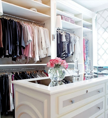 A touch of southern grace dream closet for Southern closets