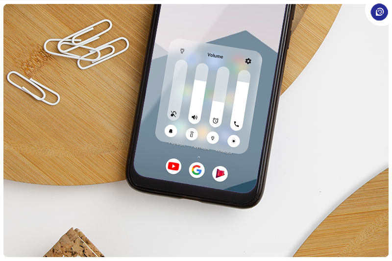 Add Style to Your Volume Bar Easily.