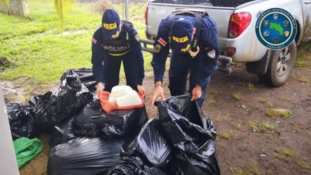 Fuerza Pública evita ingreso de queso contrabandeado en condiciones insalubres