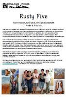 Rusty Five Vorstellung