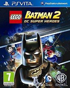 LEGO Batman 2 DC Super Heroes - PSP ISO