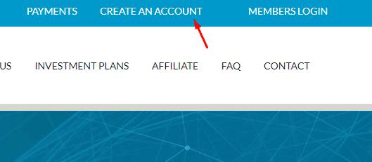 Регистрация в Bitwis