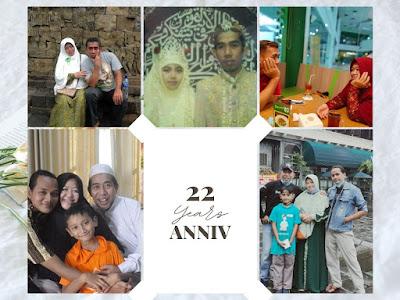22 tahun anniversary