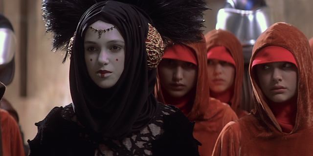 keira knightly as amidala decoy