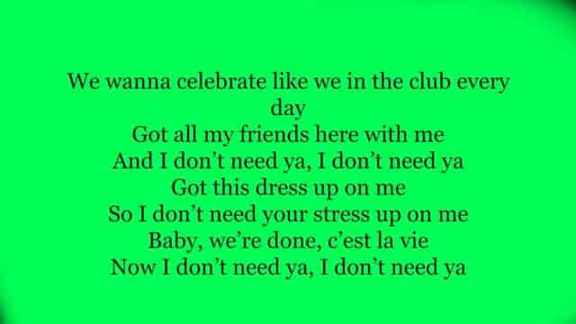 Confetti Lyrics Little Mix