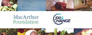 MacArthur Foundation 100&Change Competition 2019 | $100 Million Grant