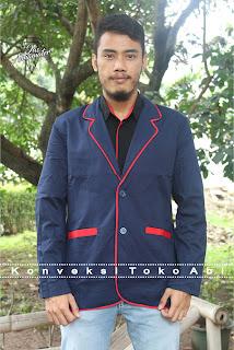 Pesan Bikin Jas Almamater Jakarta