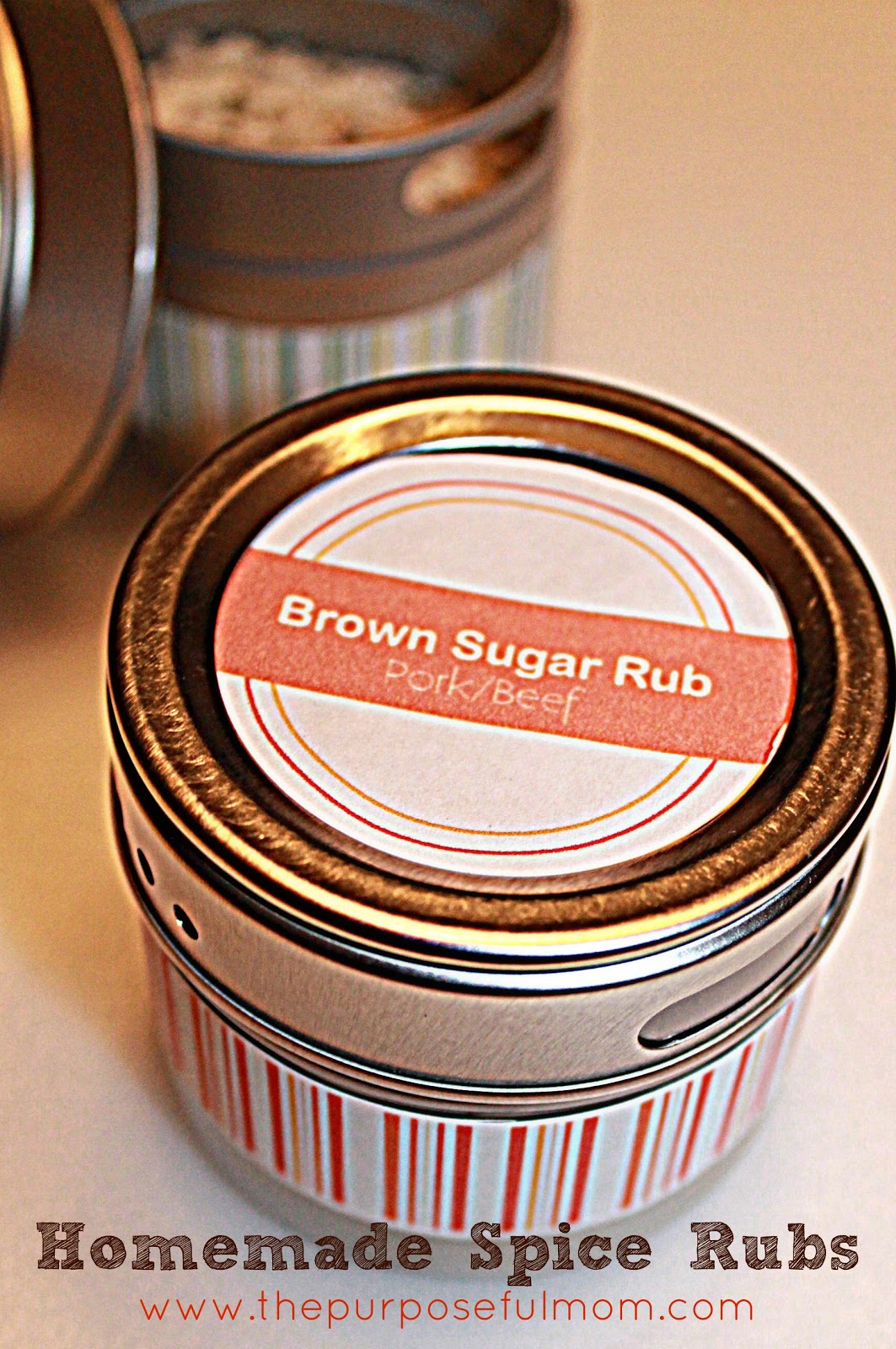 homemade spice rubs a diy christmas gift great for guys too