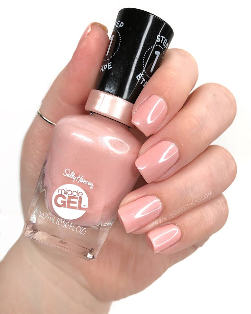Sally Hansen Regal Rosé 25 Sweetpeas