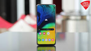Samsung Galaxy A90 5G Front Look