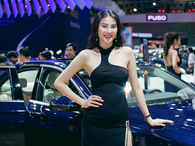 Người mẫu VMS 2017