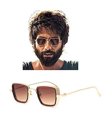 Carlson Raulen Metal Body Silver Square Sunglasses