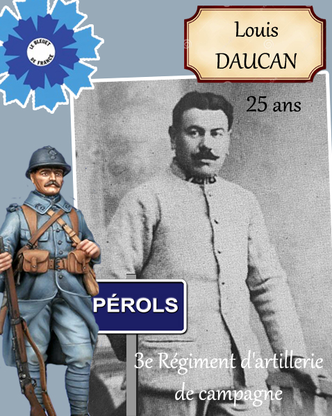 Louis Daucan – Pérols