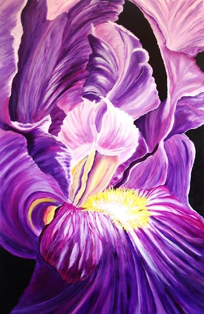 Ans Duin's bloemstuk
