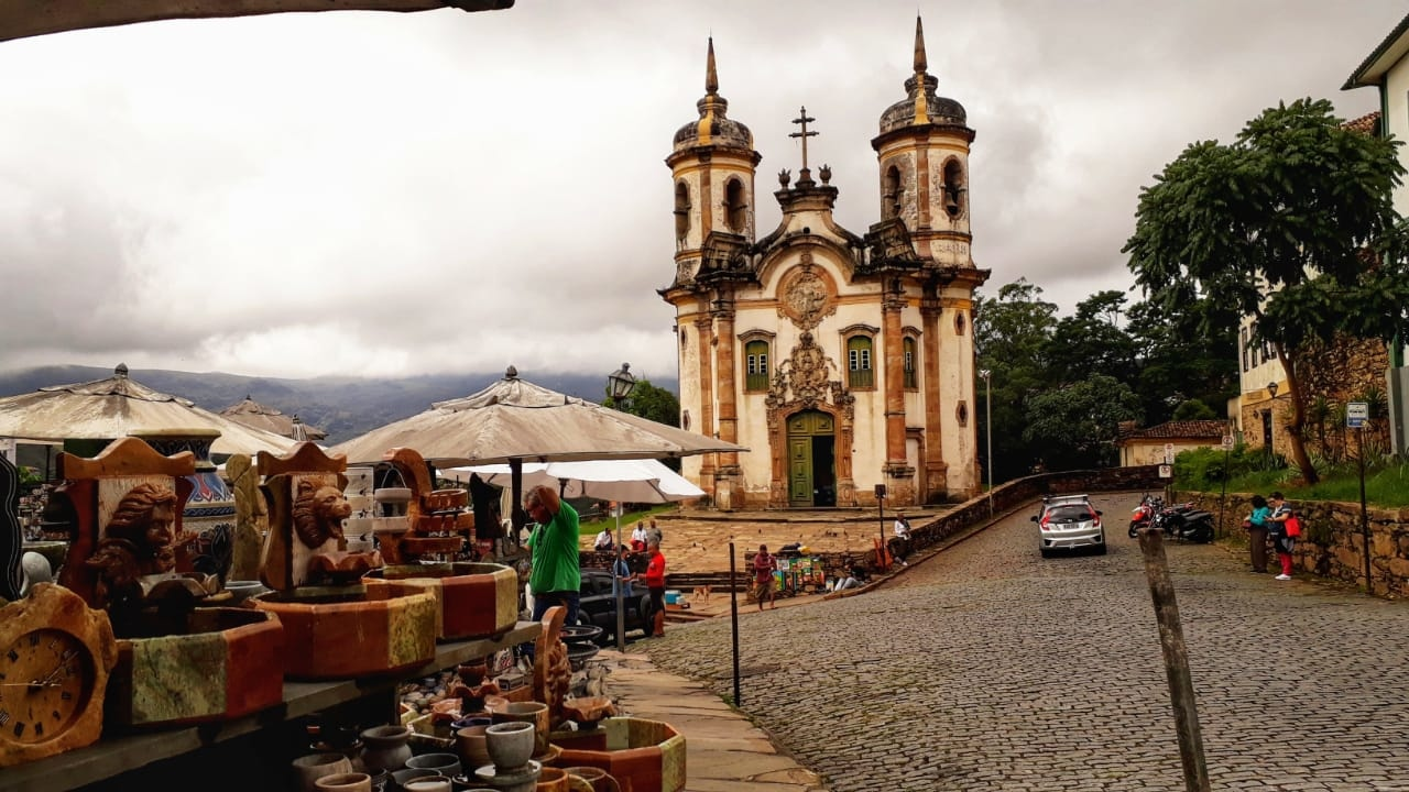 Ouro Preto - Bate Volta a partir de Belo Horizonte