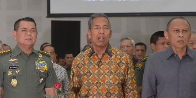 Kabar Duka, Mantan Gubernur Jakarta Soerjadi Soedirdja Meninggal Dunia