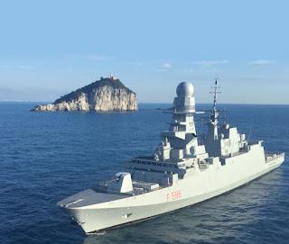 Fregat Fincantieri FREMM