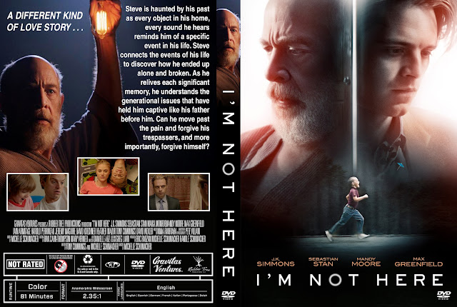 I'm Not Here DVD Cover