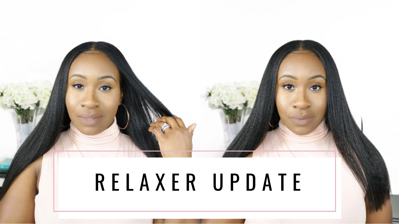 Relaxer Update - Relaxer Day Routine Details + How I Prevent Relaxer Run-Off | Hairliciousinc.com
