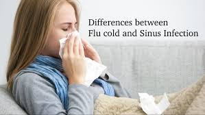 How to Differentiate Common Flu and Sinusitis - Healthy T1ps