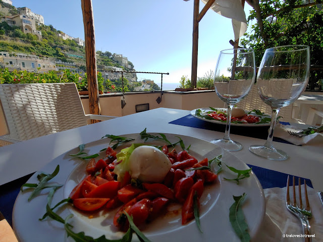 Italy's Caprese Salad