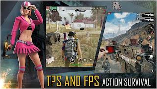 Download Game Offline Mirip PUBG Ukuran Kecil
