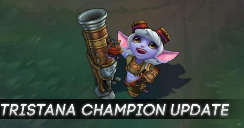Champion Update