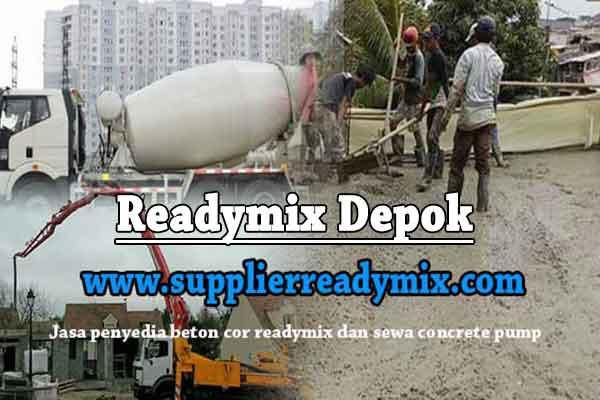 Harga Beton Ready Mix Depok