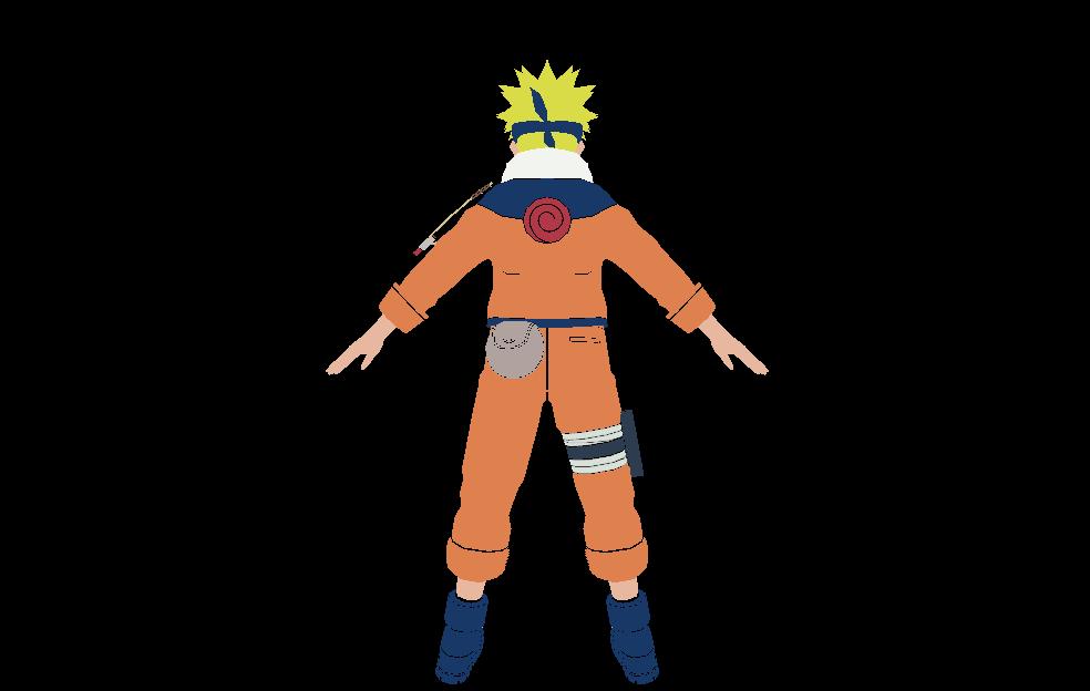 Uzumaki Naruto Kyuubi Kid