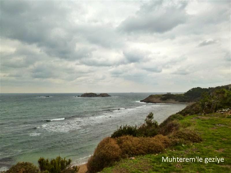 riva plajı