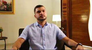 Marcinho Rocha lembra ano atípico e deixa mensagem ao povo de Cacimba de Dento e se despede do legislativo