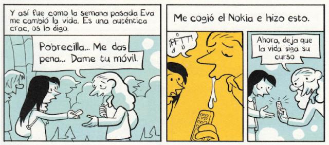 Los cuadernos de Esther de Riad Sattouf, historias de mis 12 años, edita Roca Editorial  comic