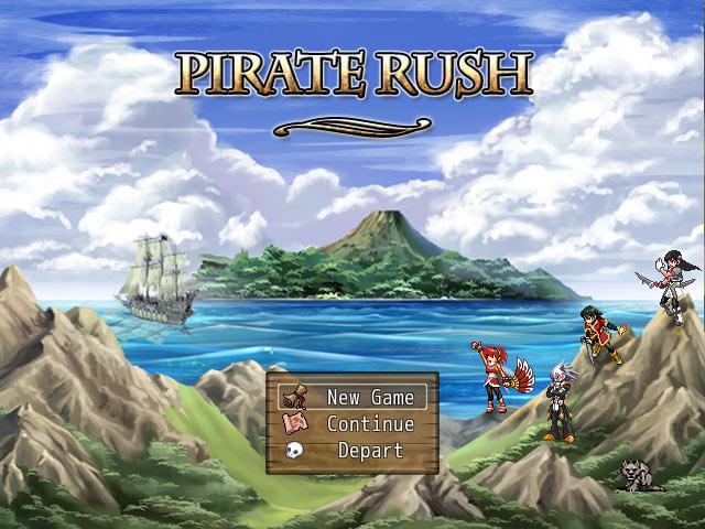Game Petualangan RPG PC Pirate Rush