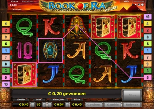 Slot spiele book of ra