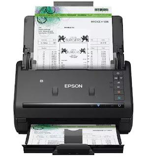 Epson WorkForce ES-500WR Scanner Driver Download