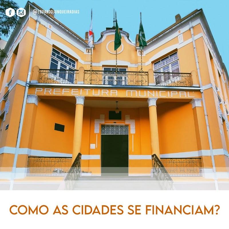 Como as cidades se financiam?