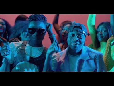 "[Video] Oxlade X Reekado Banks – ""Craze""   @Afro Nation"