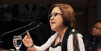 De Lima Found Duterte's Remark As A Foul Character Assassination. Read FULL Story!