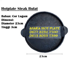 beli hot plate steak, beli piring steak, harga piring hot plate, hot plate sapi, hot plate steak murah, hotplate steak, Hotplate Steak Oval Alur, jual hotplate steak murah, steak hotplate, wadah steak,
