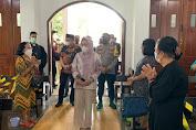 Jumat Agung, Bupati Purbalingga Ikut Pantau Kegiatan Ibadah di Gereja
