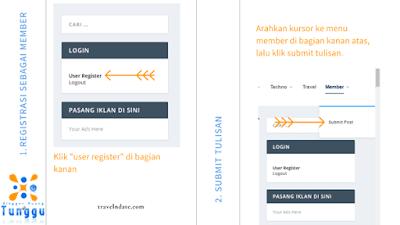 registrasi member BRT