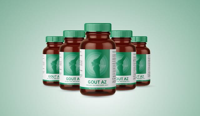 thuốc mới điều trị bệnh gout