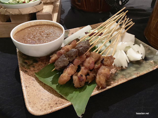 Satay, my favourite
